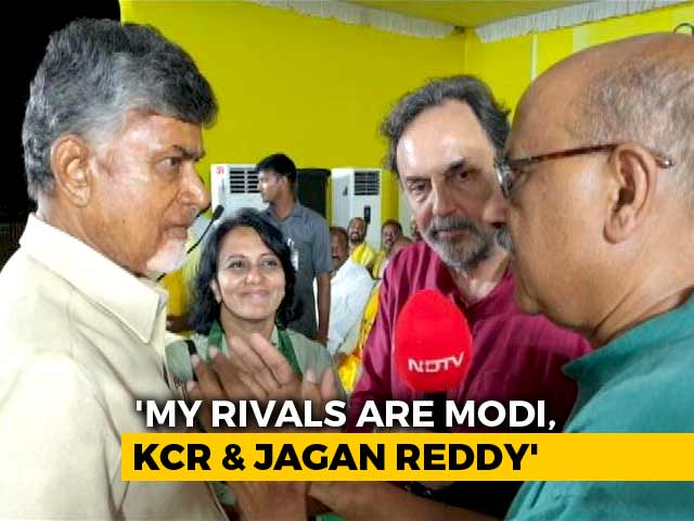 Video : Will Chandrababu Naidu Keep Andhra? Prannoy Roy's Analysis