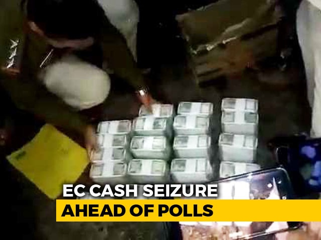 Video : Congress Alleges Cash-For Votes In Arunachal Ahead of PM Rally