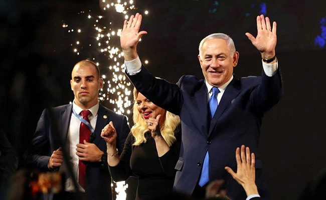 Buhari congratulates Prime Minister Netanyahu on election victory