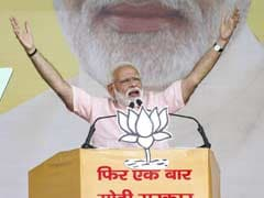 "With ""Modi, Modi"" Chants, BJP Video Shows Off Logo, Slogan For Polls"