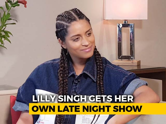Lilly Singh On Her Late Night Show & More