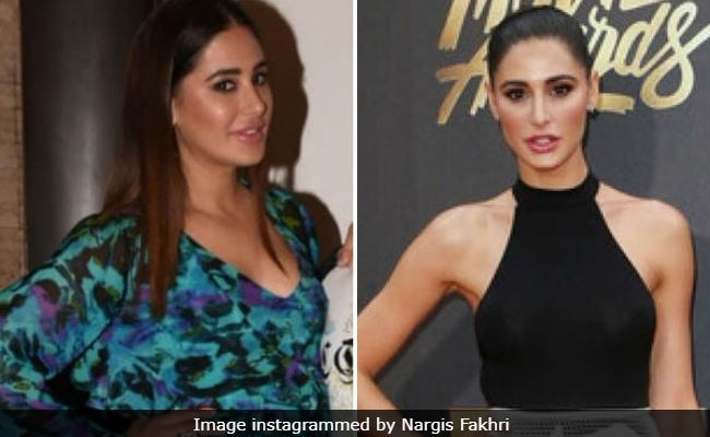 Nargis Fakhri Reveals How She's Losing Weight Gained Over 2 Years