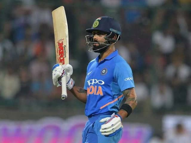 Virat Kohli Named Wisdens Leading Cricketers Of The Year Third Year In A Row