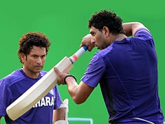 "Yuvraj Singh, Sachin Tendulkar Bat For ""Universal Health"" On World Health Day"