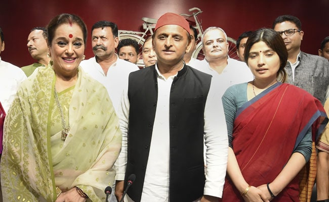 Who Will Shatrughan Sinha Back? Akhilesh Yadav Was Asked On Poonam Sinha