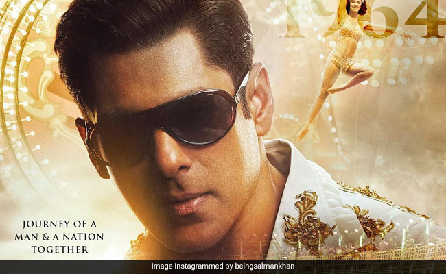 Bharat New Poster: Salman Khan Lets Us Peep Into His 'Jawaani'