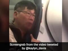 """Just Cried"": Doctor Who Was Dragged, Screaming From United Airlines"