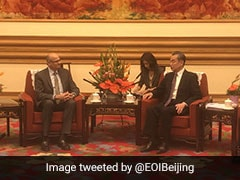 Foreign Secretary Vijay Gokhale Holds Talks With Chinese foreign Minister