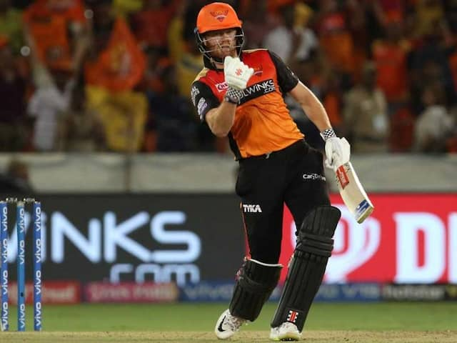 IPL 2019: In MS Dhonis Absence, Chennai Super Kings Lose To SunRisers Hyderabad