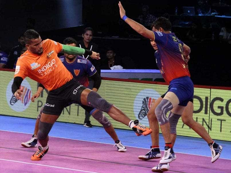 Telugu Titans Bag Raider Siddharth Desai For Rs 1.45 Crore In PKL 2019 Auction