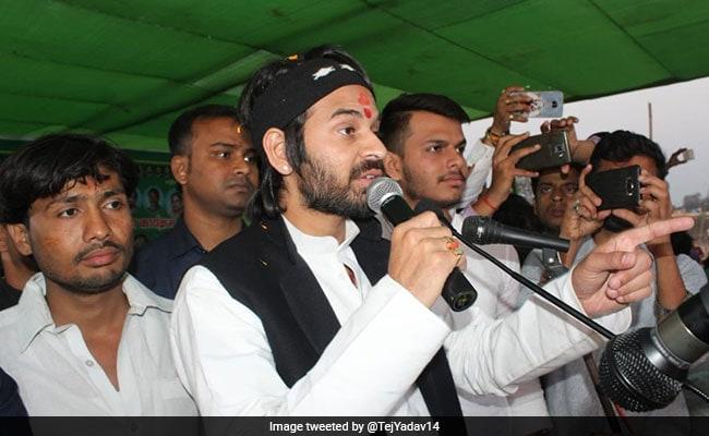 Taj Pratap Yadav Threatens Protest Over Increasing Pollution In Yamuna