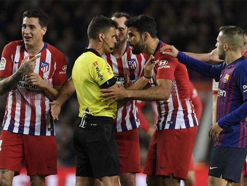 Diego Costa Handed Eight-Match Ban For Insulting Referee