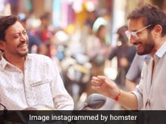 Irrfan Khan's Laughter Makes <i>Angrezi Medium</i> Director's 'Life Better'