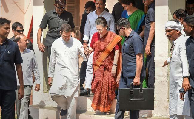 सोनिया गांधी ने दिलाई 'इंडिया शाइनिंग' की याद, कहा- BJP को 2004 नहीं भूलना चाहिए...