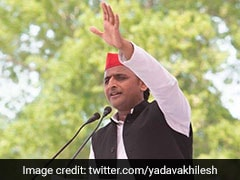 UP Assembly Stalled Over Issue Of Death Threat To Akhilesh Yadav