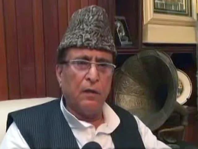 Video : জয়া প্রদাকে কটূক্তি করলেন আজম খান
