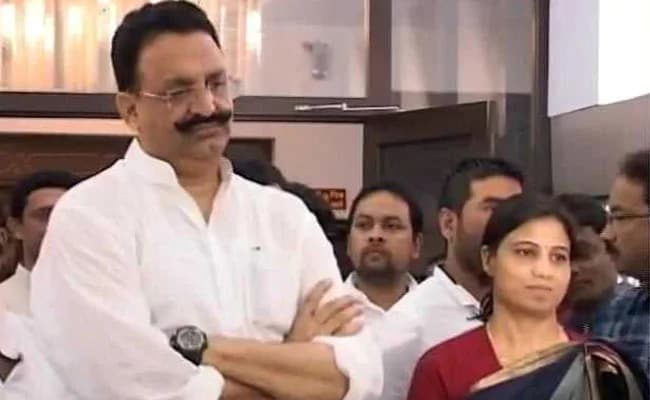 Take Custody Of Gangster-Turned-Politician Mukhtar Ansari By April 8: Punjab To UP