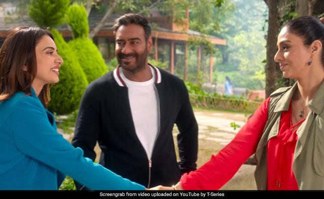 De De Pyaar De Box Office Collection Day 3: अजय देवगन की फिल्म की तीसरे दिन भी धांसू कमाई, कमा डाले इतने करोड़