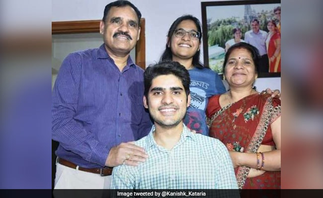 UPSC Topper Kanishak Kataria Believes In Hard Work, Shares His Success Mantra
