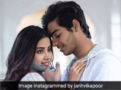 Janhvi Kapoor's Reaction When Asked: 'You're Okay With Ishaan Khatter, Tara Sutaria Dating?'