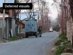3 Security Personnel Injured, 4 Terrorists Killed In J&K's Pulwama