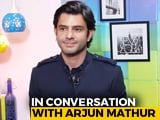Video: Disappointment & Rejection Kept Me Going: Arjun Mathur