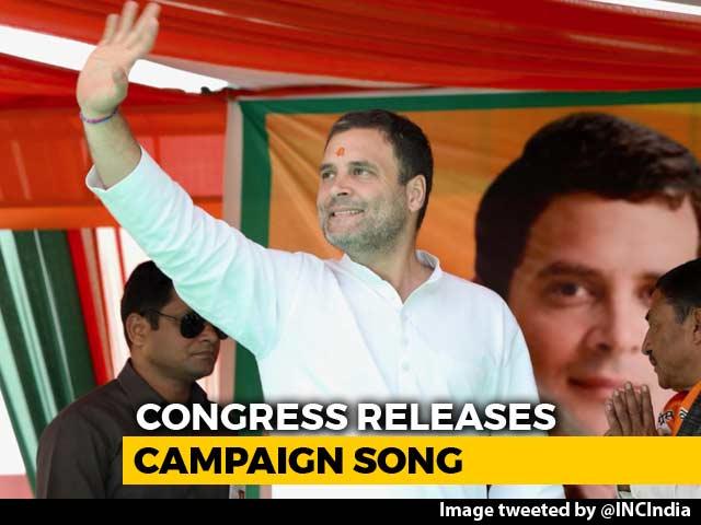 'Ab Hoga Nyay'': Congress Launches Lok Sabha Campaign With Song, Slogan