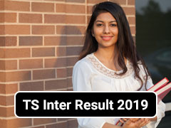 TS Inter Result 2019 Declared; 65 Per Cent Students Pass Inter 2nd Year