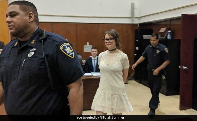 Fake heiress found guilty of theft and grand larceny in Manhattan