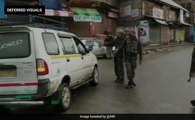 2 Terrorists Shot Dead In Jammu And Kashmir's Anantnag
