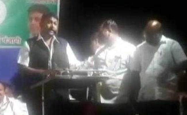 महाराष्ट्र के नेता ने स्मृति ईरानी की 'बिंदी' पर की अशोभनीय टिप्पणी, BJP ने दर्ज करवाई शिकायत