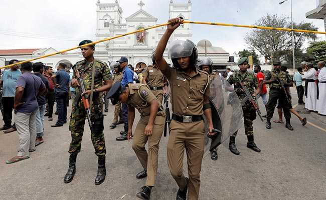 Sri Lanka School Principal, Teacher Arrested For Link To Terror Attack