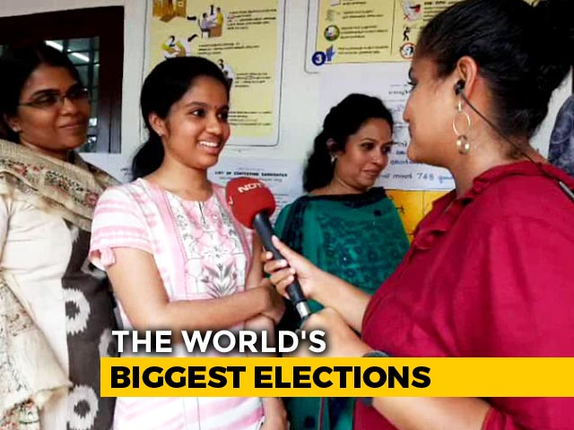 Video : For Women Voters In Kerala, Sabarimala As Important As Education, Harmony