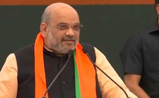 Kashmir Will Remain With India As Long As BJP Exists: Amit Shah