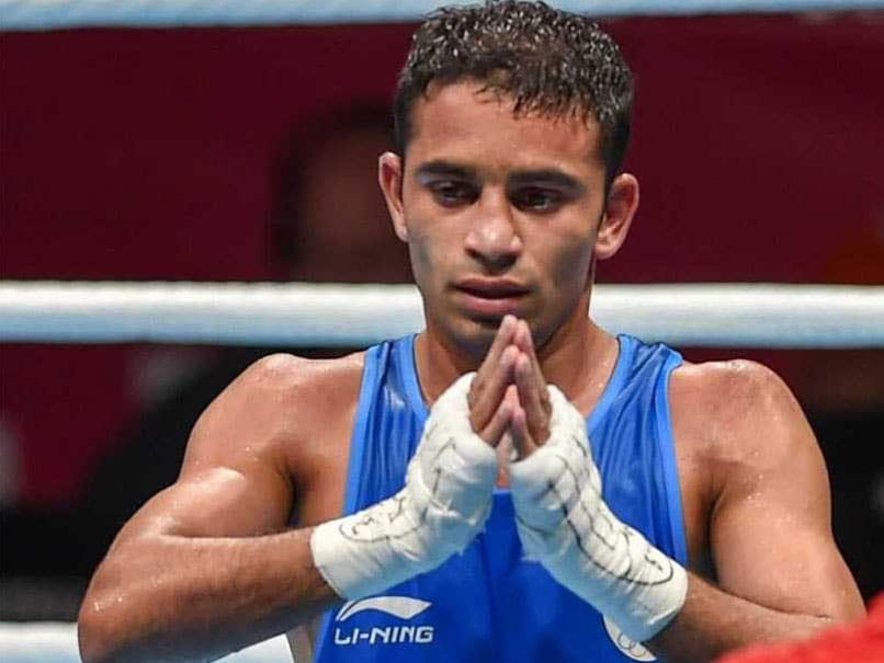 Asian Boxing Championships: Amit Panghal And Pooja Rani Gave India Two Gold Finally