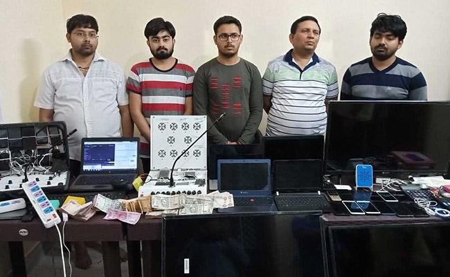 आईपीएल सट्टेबाजी में एसटीएफ का बड़ा खुलासा- सरगना सहित कई सटोरिए गिरफ्तार