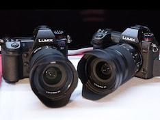 Panasonic Lumix S1, Lumix S1R Full Frame Mirrorless Cameras First Look