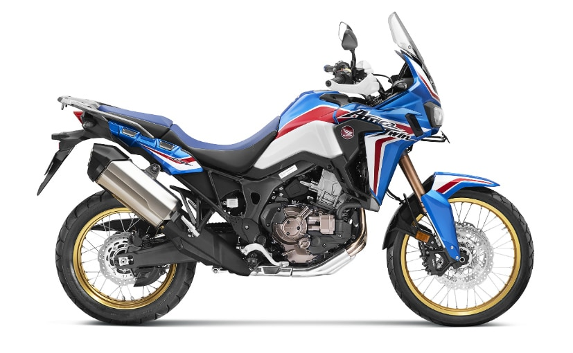 The booking amount for the new Honda Africa Twin is  Rs. 4,000