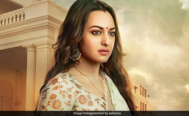 Sonakshi Sinha After Kalank's Poor Box Office Numbers: 'Bad Luck That Last Couple Of Films Did Not Work Out'