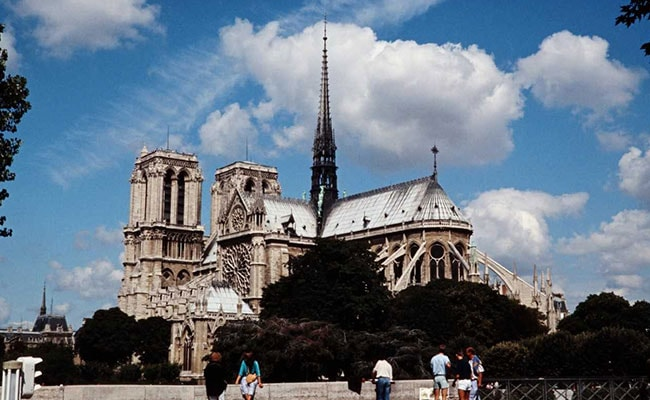 The Story Behind Notre Dame Spire, Architect Commissioned To Build It