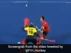 Watch: South Korea Captain Scores One Of The Most Extraordinary Penalties Ever Seen In Hockey