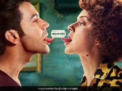 <I>Mental Hai Kya</i>: Indian Psychiatric Society Complains Against Kangana Ranaut And Rajkummar Rao's Film To Censor Board