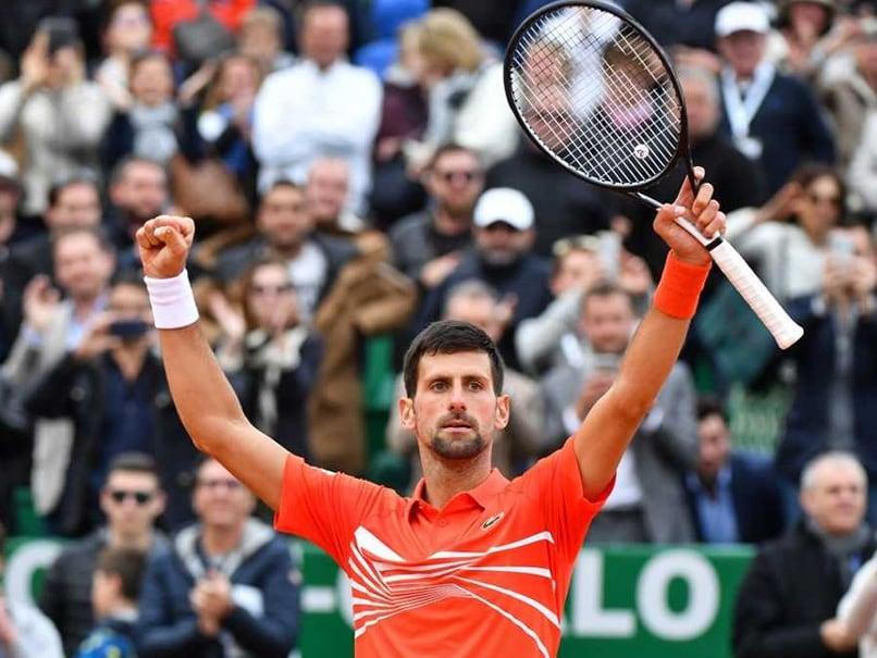 Novak Djokovic Survives Philipp Kohlschreiber Scare In Monte Carlo