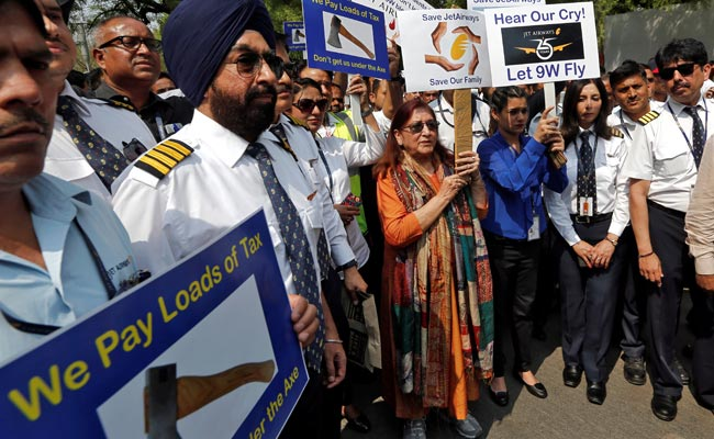 Korean Air To Hold Job Fair For Grounded Jet Airways Pilots