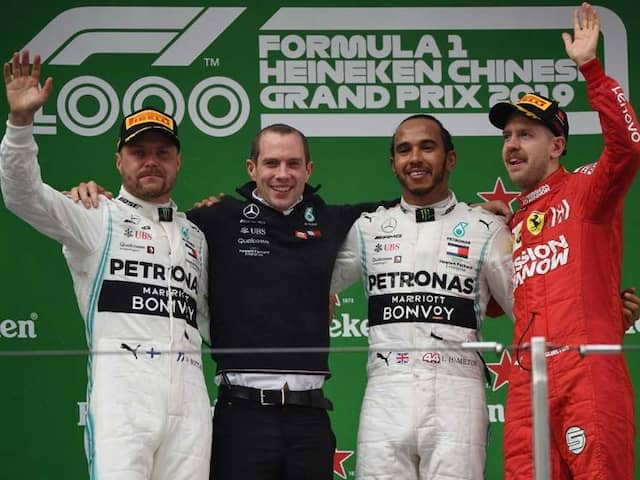 Lewis Hamilton Said That He Redeemed Himself With A lightning Start