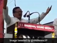 Breathless 'Kamal' Chant Becomes BJP Leader's Viral Moment Ahead Of Polls