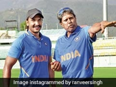 Watch: What Ranveer Singh Told <I>'83</i> Crew Before Kapil Dev Joined The Sets