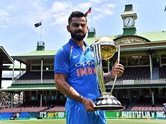 India 2019 World Cup Squad To Be Picked On April 15