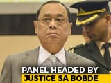 Video : On Allegations Against Chief Justice, Supreme Court Judges' Panel Set Up
