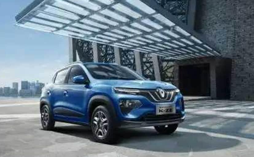 2019 Shanghai Motor Show: Renault City K-ZE (Kwid EV) Breaks Cover